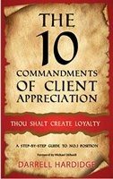 Business Book Extract: The 10 Commandments of Client Appreciation