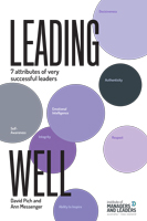 Business Book Extract: Leading Well