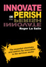 Innovate Or Perish | Business Resource Centre | Business Books | Business Resources | Business Resource | Business Book | IIDM